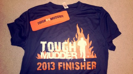 Yes! This was thee toughest of my runs! TOUGH MUDDER 2013!!