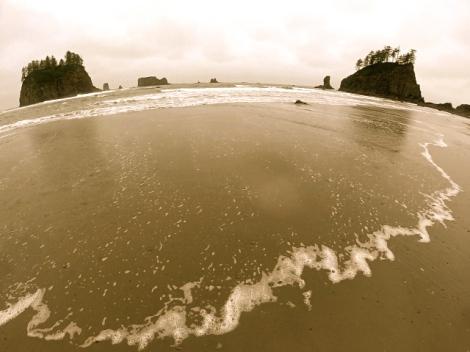La Push - Second Beach