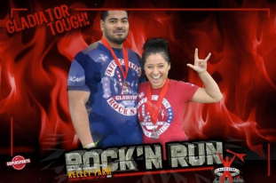 It all started with Gladiator Rock N Run 2012 (Sept)!