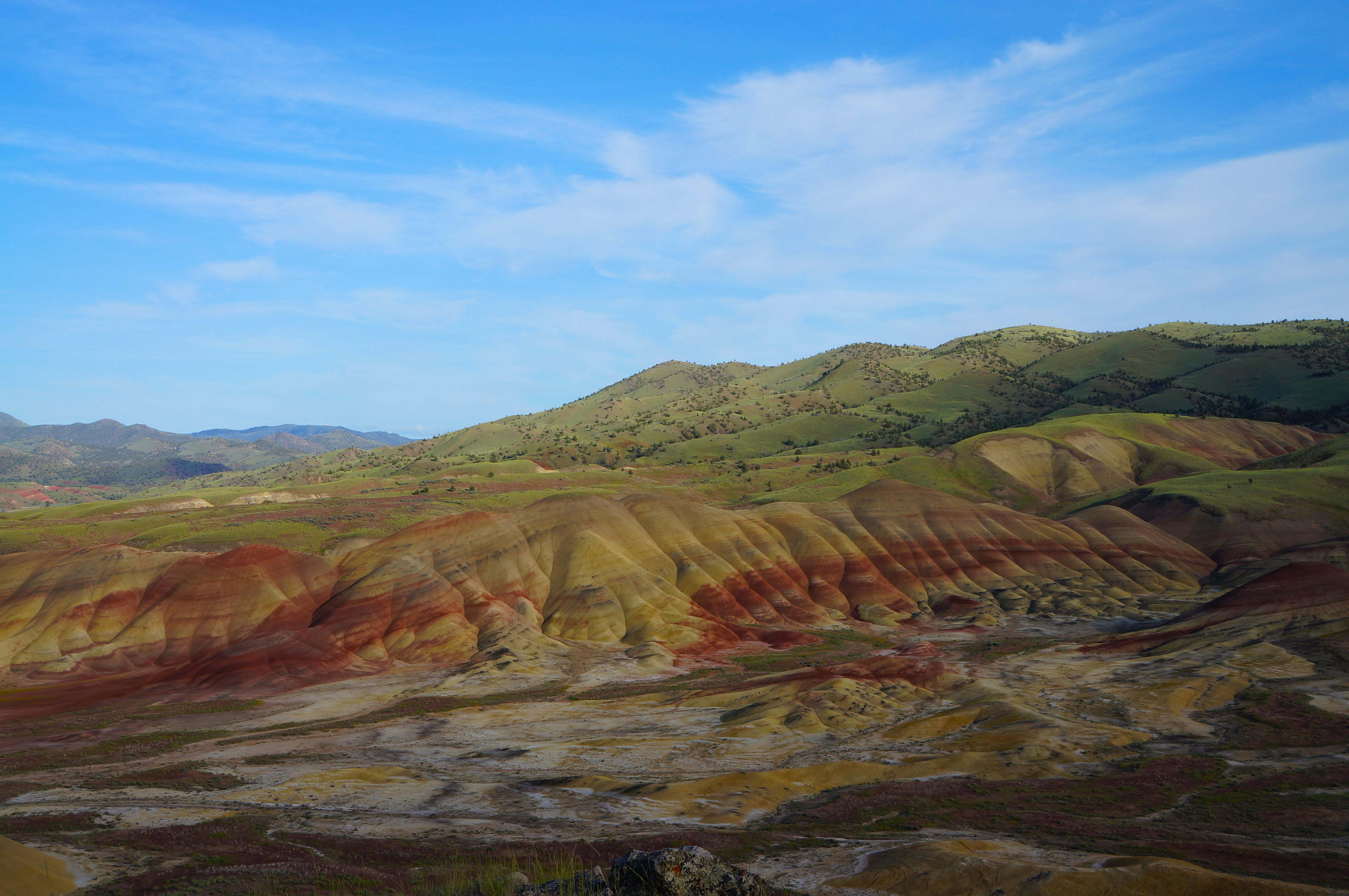 Journey Through Time: Painted Hills, Oregon | ☽ Of Wildest