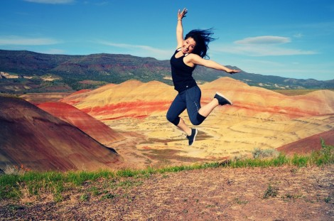 Hills Jump