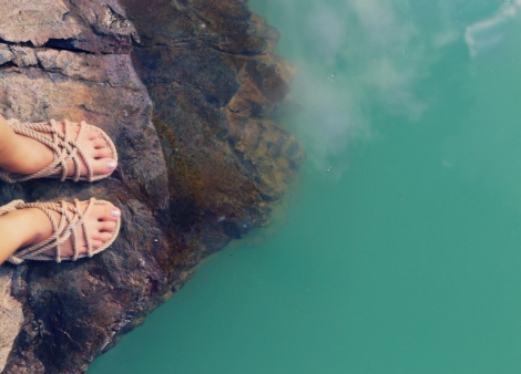 Cordalife sandals. Best adventure sandals ever.