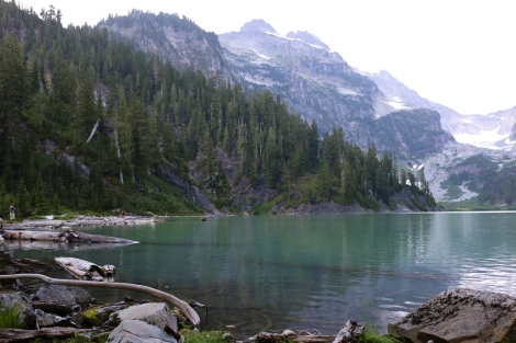 Until next time, beautiful Blanca Lake.