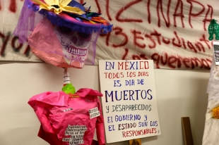 """""""In Mexico, every day is Day of Dead"""""""