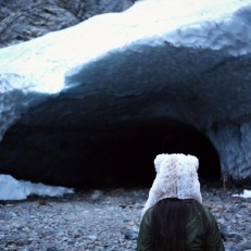 Spirithoods Snow Leopard, Big Four Ice Caves
