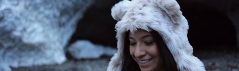 Spirithoods Snow Leopard, Big Four Ice Caves