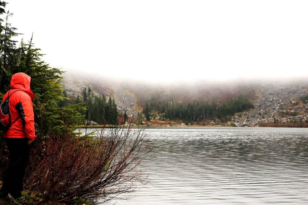 Heather Lake WA