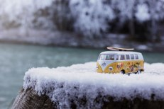 VW Bus, Verlot Campground