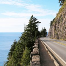 Highway 101, Oregon coast