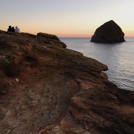 Oregon Coast, Cape Kiwanda, road trip