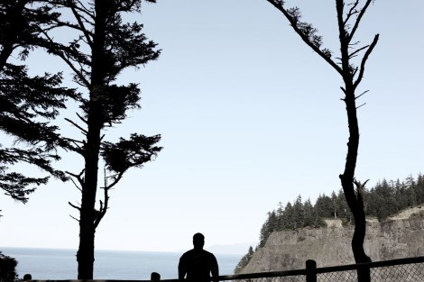 Cape Meares, Oregon coast road trip