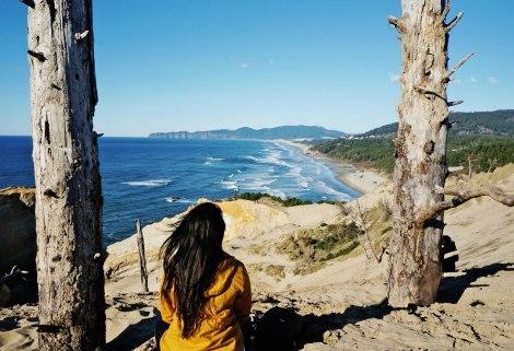Cape Kiwanda, Oregon Coast Road Trip