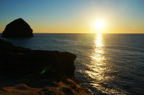 Cape Kiwanda, Oregon coast, road trip