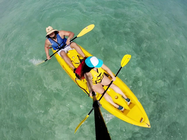 Forces of Nature & Kayaking to the Mokulua Islands (Oahu