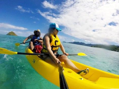 mokulua islands, oahu