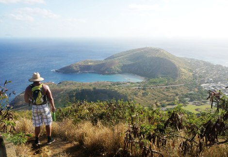 Koko Head, oahu, hawaii, hike
