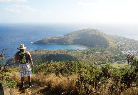 Koko Head, oahu, hawaii, hike