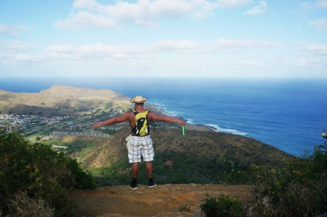 Koko Head, Oahu, Hawaii hike