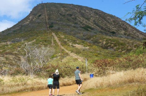 Koko Head, Oahu Hawaii hike