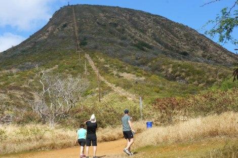 Koko Head, Oahu Hawaii hike
