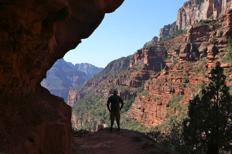 Grand Canyon, North Rim, North Kaibab Trail