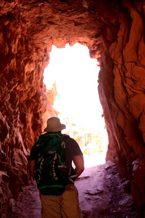 Grand Canyon, North Rim, North Kaibab Trail
