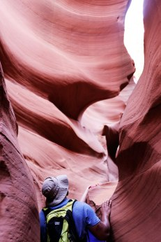 Lower Antelope Canyon, Page Arizona