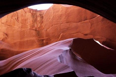 Lower Antelope Canyon, Page Arizona