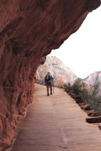 Zion National Park, Angels Landing, Utah