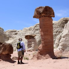 Toadstools Grand Staircase Escalante