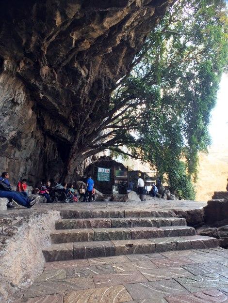 Grutas de Cacahuamilpa, caverns, Guerrero Mexico
