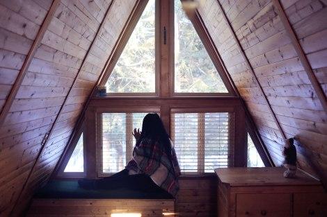 The Baring Cabin, Stevens Pass, WA