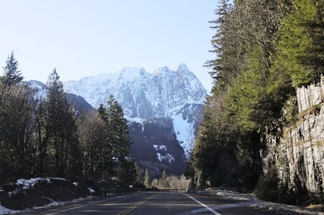 Stevens Pass, WA
