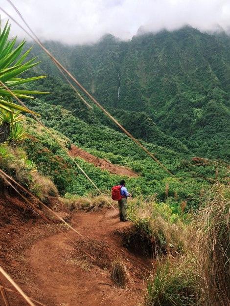 Kalalau Trail Na Pali Coast, Kauai