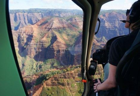 Kauai, Helicopter, Safari Helicopter Tour