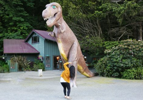 Oregon, PNW, Prehistoric Gardens
