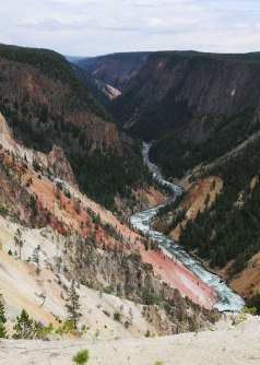 Yellowstone, Grand Canyon of the Yellowstone River