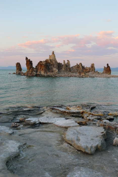 Mono Lake, Sierra Nevada