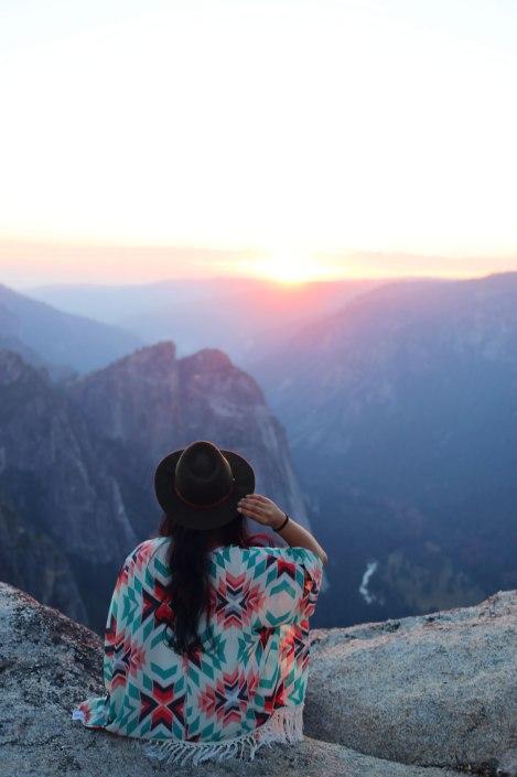 Taft Point, Glacier Point, Yosemite, CA