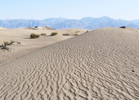 Death Valley, Mesquite Flat Sand Dunes
