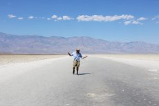 Death Valley, roadtrip, Badwater Basin