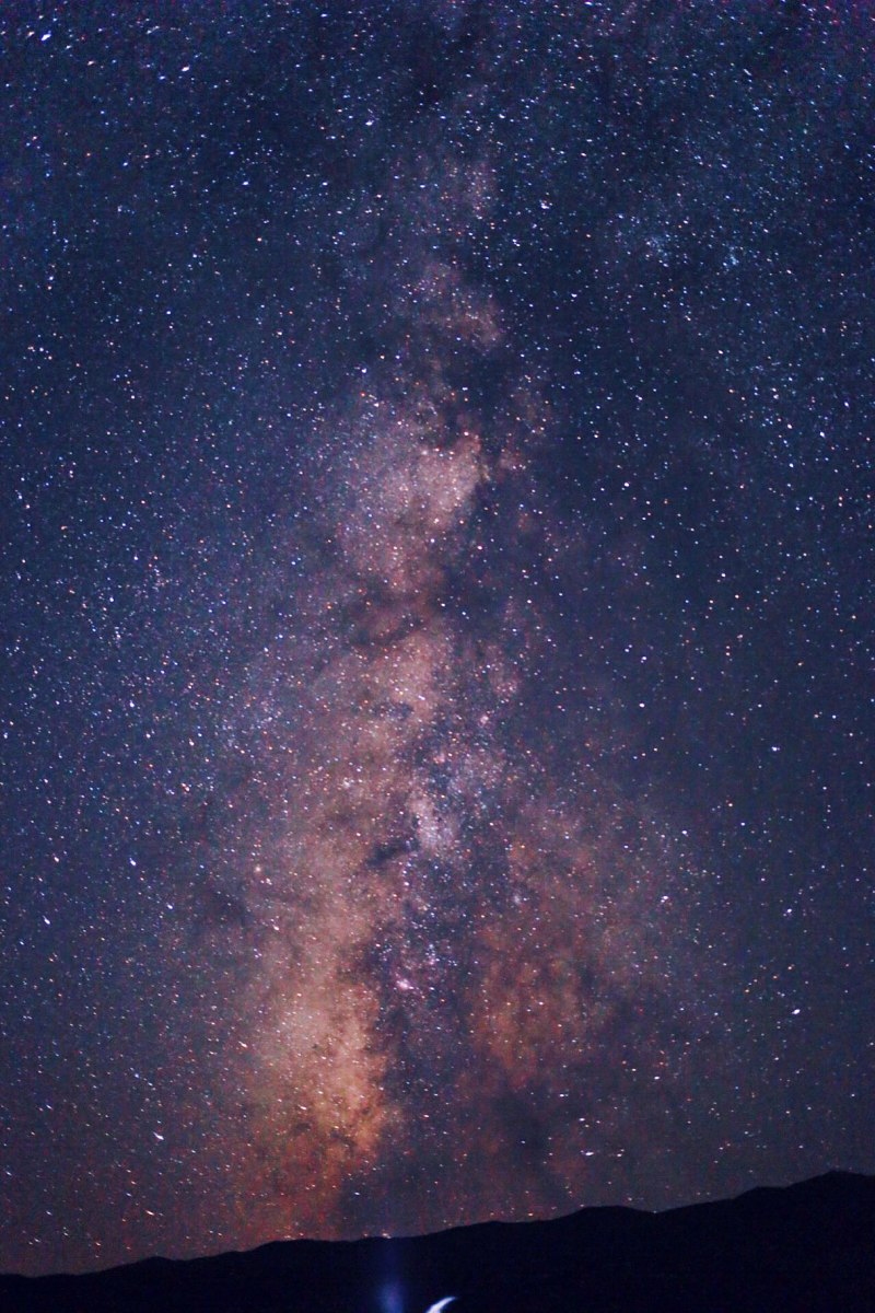 Death Valley, Milky Way