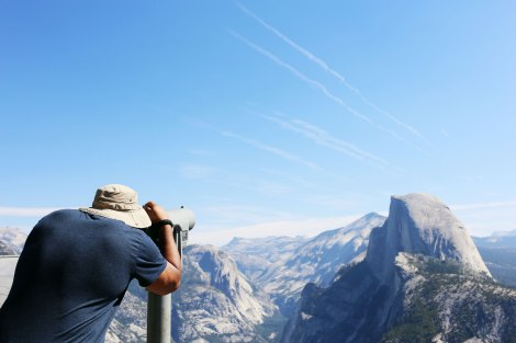 Glacier Point, Yosemite, WildestCAroadtrip