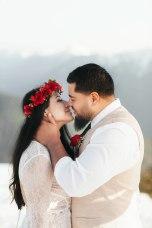 #OfWildestLove, Hurricane Ridge elopement